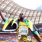 Bolt, Farah light up worlds