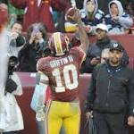 Robert Griffin III-Redskins relationship is never simple, as contract extension ...