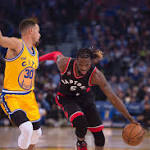 Warriors hold off Raptors to stay unbeaten