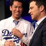 Newest Dodgers pitcher Kenta Maeda arrives going all in -- on himself
