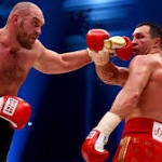 Thriving boxing never bigger in the United Kingdom