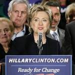 Hillary Clinton in strong position as she ramps up her expected campaign for ...