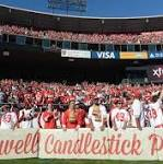 Candlestick Park moments: Iconic San Francisco 49ers reminisce