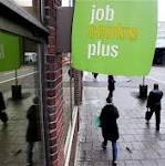 UK First-Quarter Jobless Rate Falls to Five-Year Low of 6.8%