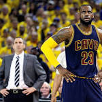 Did LeBron James disrespect Cleveland Cavaliers coach David Blatt during ...