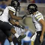 Colorado can't keep up in 45-23 loss to No 17 UCLA