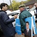 Attacked in the Press for Sloppy Eating, Miliband Finds Support Online, Tagged ...