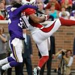 Minnesota Vikings slimmeddown Kyle Rudolph dances through Arizonas ...