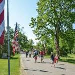'It's not about the barbecues': Memorial Day a chance to pay tribute in F-M