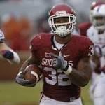 OU's Samaje Perine breaks Melvin Gordon's week-old rushing mark