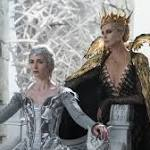'Huntsman' gets iced by 'Jungle Book' at weekend box office