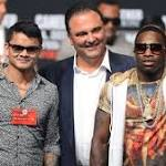 "Adrien Broner Trainer: ""You guys don't know the real Adrien Broner"""