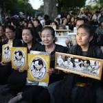 Thai tourism affected by king's mourning