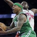 Isaiah Thomas is the motor that powers the Celtics offense