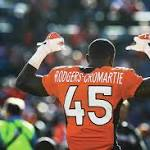 Dominique Rodgers-Cromartie is a force on defense for Denver