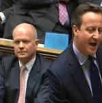 Last PMQs before the election: Live
