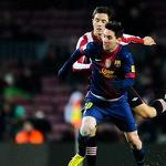 Barcelona postpones title with draw at Bilbao