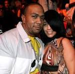 Timbaland's Wife Monique Mosley Files for Divorce