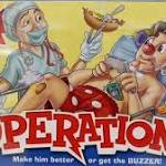 'Operation' inventor raises funds for operation