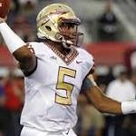 Notes: Florida State investigating Jameis Winston for violation of conduct policy