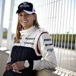 Susie Wolff to become first woman in 22 years to drive in F1 race weekend