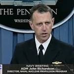 Navy Probing Alleged Cheating on Nuke Reactor Work