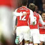 Arsene Wenger full of praise for Alexis Sanchez after win over Saints