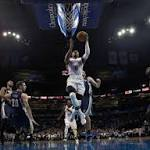 With Durant on sidelines Thunder take down Grizzlies