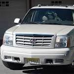 Tony Soprano's Escalade sells for over $119000
