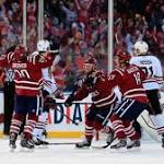Storybook Finish for Brouwer, Capitals in NHL Winter Classic Win Over ...