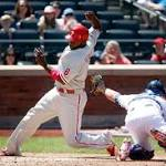 Papelbon's Ouchies Cost Phillies Sweep Of Mets