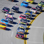 Keseloskwi wins at Talladega; Earnhardt, Johnson out of Chase