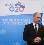 Syria crisis: G20 summit - September 6 as it happened