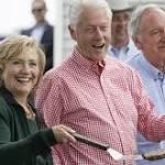 Can Hillary Break the Clintons' Iowa Jinx?
