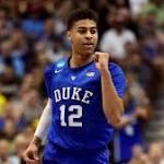 USC adds former Duke transfer Derryck Thornton