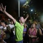 Venezuela opposition claims victory ahead of vote results