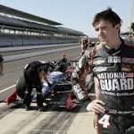Hildebrand returning to Indy 500 with Ed Carpenter Racing