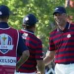 Two words for the Americans: Don't choke Sunday at the Ryder Cup