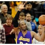 Kobe Bryant carries Lakers to win after passing Jordan