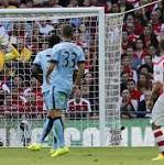 Arsenal 3 Manchester City 0: Aaron Ramsey shines as Arsene Wenger's men ...