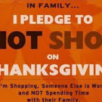 Why You Shouldn't Shop for Deals on Thanksgiving