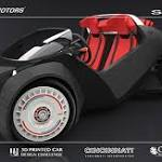 First 3D Printed Car Built, Driven at Chicago Tech Show