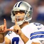 Tony Romo passes Troy Aikman