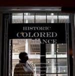 The architecture of white supremacy still evokes pain