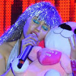 Art Basel: Miley Cyrus Gets High and Performs in a Silver Wig