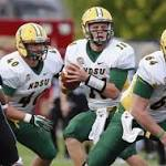 Bison ground game fires on all cylinders in win