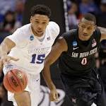 Tourney Snacks: ACC, Pac-12 teams make up half the Sweet 16