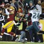 Eagles Give Game Away To Redskins