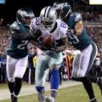 Cowboys respond to challenge in win over Eagles