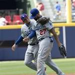 Braves' free-fall continues in 6-4 loss to Dodgers